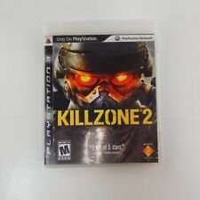 Killzone 2 PS3 Complete NM Play Station 3