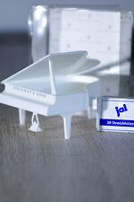 Steinway & Sons Flügel, weiß