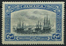 Jamaica (until 1962) Royalty Stamps