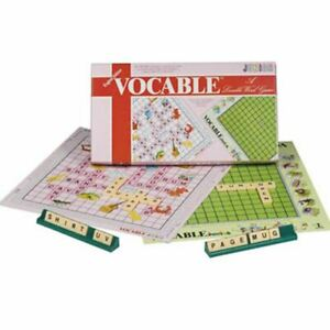 [ SPM101 ] VOCABLE Junior [ SPM GAMES ] Vocabulary Alphabet Spelling Game