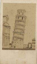 Pise Pisa Italie Italia Cdv Vintage Albumine ca 1860