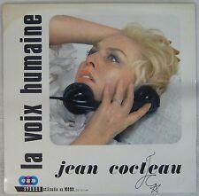 Jean Cocteau 33 tours La voix humaine Mova Person