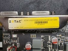 ZOTAC GT620 Synergy Edition 2GB 64-bit DDR3 Video Graphic Card #237