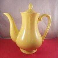 Lemon Federalist By Ironstone Tea / Coffee Pot  Made In Japan