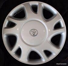 "New GENUINE Solara 15"" Fits Toyota Corolla 99 00 01 Hubcap"