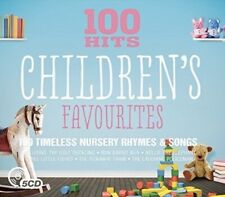 Various - 100 Hits - Childrens Favourites BRAND NEW SEALED 5CD BOXSET