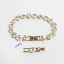 Swarovski Angelic Bracelet, Rose gold-plated Crystal Authentic MIB 5240513