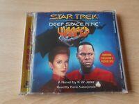 Star Trek: Deep Space Nine: Warped 2CD Audiobook KW Jeter
