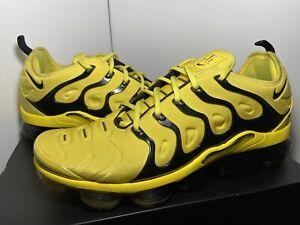 "Nike VaporMax Plus ""Bumblebee"" 2019 Men's Size 13 Opti Yellow BV6079-700"