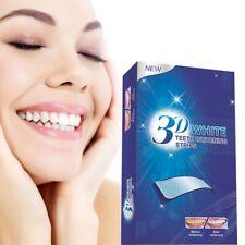 14Pcs/7Pack 3D White Gel Teeth Strips Teeth Whitening Strips Oral Hygiene Care