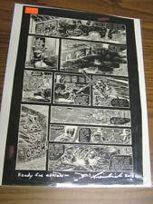 Teenage Mutant Ninja Turtles Adventures sourcebook - Orig. Negative  pg. 31
