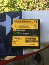 Vintage 7278 Tri-x Reversal 16mm TXR 449 Kodak 3200 K