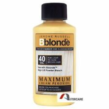 Jerome Russell Bblonde Cream Peroxide 40vol - 75 ml