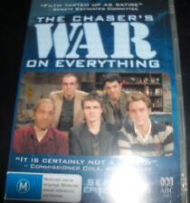 The Chasers War On Everything Season 1 Eps 1 – 13 (Australia Region 4) DVD – New