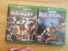 Dead Rising & Dead Rising 2 (Xbox One) LOT OF 2 GAMES