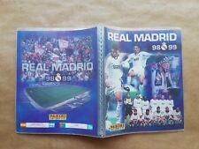 album Real Madrid 1998 99 panini completo