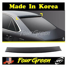 Black Rear Roof Window Spoiler for 2015 - 2017 Toyota Camry ⭐⭐⭐⭐⭐