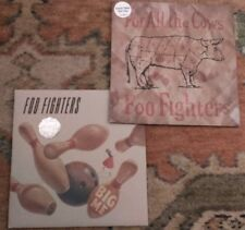 "Foo Fighters 2 special edition 7"" vinyls"
