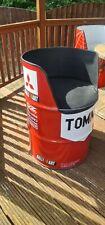 More details for tommi makinen barrel chair evo mancave