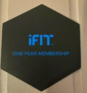 👉 1 Year IFIT Membership / Subscription - Sent Digitally 📧📨