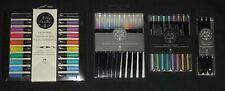 5 American Crafts Kelly Creates Brush Pens/Dream Pens, Aqua Sets
