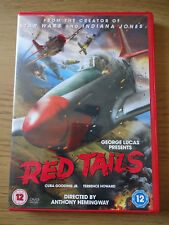 RED TAILS - DVD MOVIE 2012 - CUBA GOODING JR, TERRENCE HOWARD .4