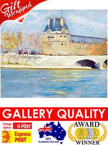NEW Edward Hopper, Après-midi de juin - Apres 1907 Giclee Art Print or Canvas