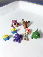 "Disney/Pixar Mattel Toy Story Buddy Pack Mini 2"" Figures Rare Bundle Lotso"