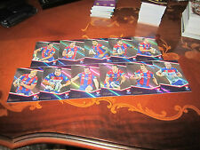 2014 NRL TRADERS NEWCASTLE KNIGHTS PARALLEL TEAM SET 11 CARDS GIDLEY BOYD SCOTT