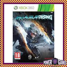 Metal Gear Rising Revengeance (Xbox 360) Brand New