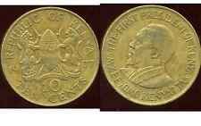 KENYA   10 cents 1977