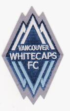 Mls Vancouver White Caps Team Logo Jersey Patch Major League Soccer Football