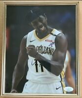 Jrue Holiday (New Orleans Pelicans) Autographed Photo (JSA C.O.A)