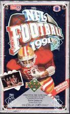 FOOTBALL BOX 1991 NFL UPPER DECK 36 PACKS Factory Sealed Brett Favre - #AEL