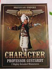 Dystopian Legions DLPE14 Prussian Empire Character Professor Gustardt Hero NIB