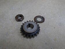 KTM 125 MX-C KTM125 M-XC Used Engine Crank Gear 1986 RB19