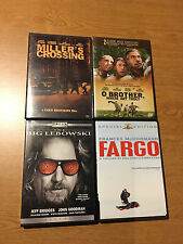 The Coen Brothers Collection (Big Lebowski, O' Brother, Fargo, Millers Crossing)