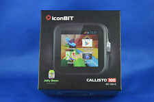 iconBIT Callisto SmartWatch GPS 3G WiFi Bluetooth Kamera 3MP Android 4.2 LCD #1