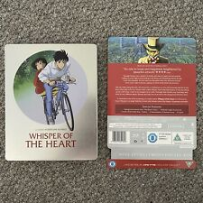 Whisper Of The Heart Steelbook - Bluray Blu Ray - Studio Ghibli