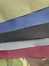 Sample Pack Heavy Duty Outdoor Canvas Cordura Type Waterproof Fabric.