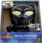 BulbBotz Marvel Avengers Infinity War Black Panther Kids Night Light Alarm Clock
