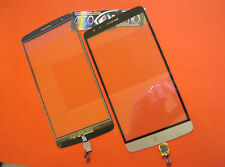 PRO1 TOUCH SCREEN+ VETRINO per LG G3 STYLUS D690 D690N DISPLAY ORO GOLD RICAMBI