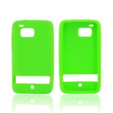Silicone Skin Case for HTC Thunderbolt - Green