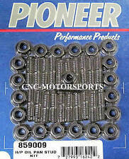Pioneer 859009 Oil Pan Stud Kit BB Chevy Ford 390 Pontiac V8