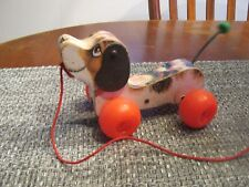 vintage fisher price pull toy