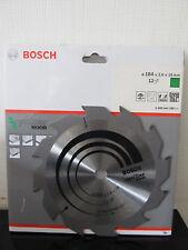 Bosch Kreissägeblatt Optiline Wood 184x2,6x16mm Kreissägeblätter Z12