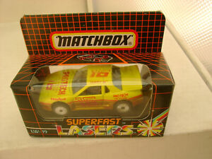 MATCHBOX LASER WHEELS LW-19 PONTIAC FIERO #16 NEW IN BOX