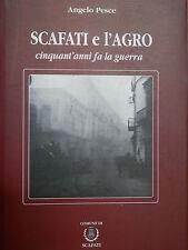 Seconda Guerra Mondiale Salerno SCAFATI E L AGRO Angelo Pesce Nocerino Sarnese e