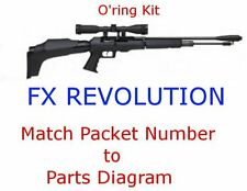 FX  Revolution O'ring Kit