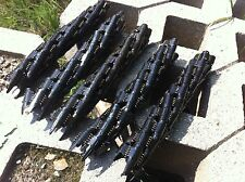 5x orig.2.W.W. MG 42 & MG34 ammo belt with WH Code for Mauser